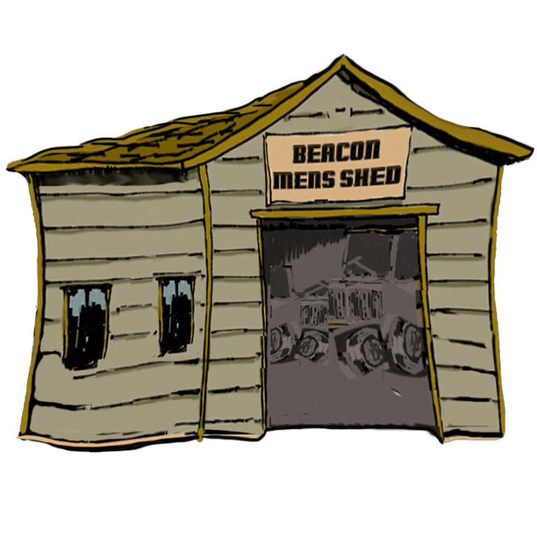 Logo Mens Shed