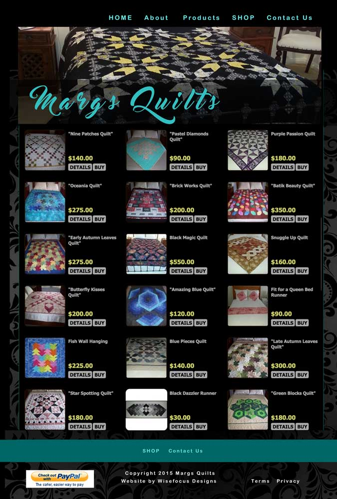 Margs Quilts