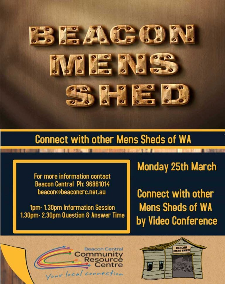 Mens Shed Conference